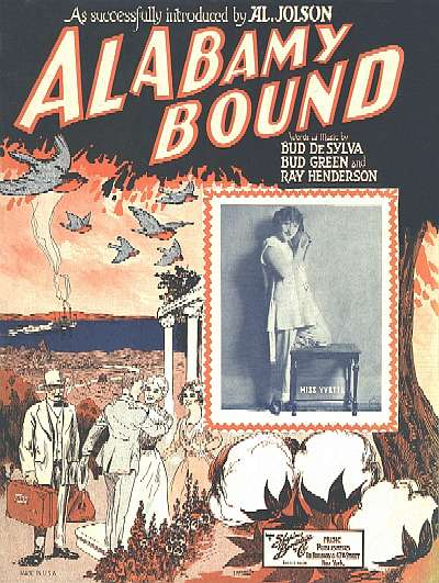 alabama bound cover