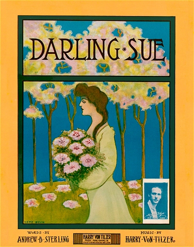 darling sue cover