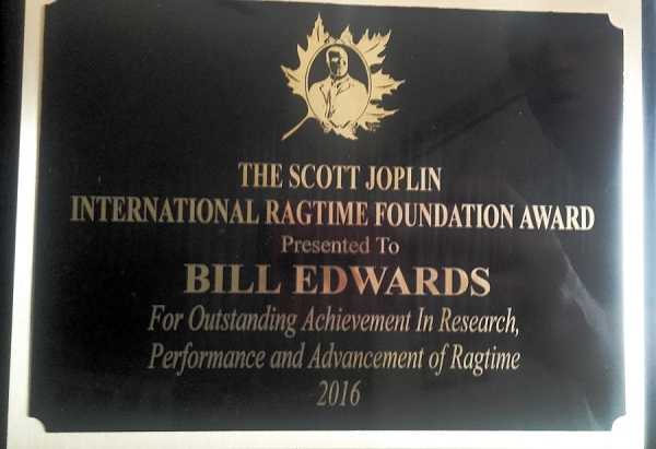scott joplin foundation award